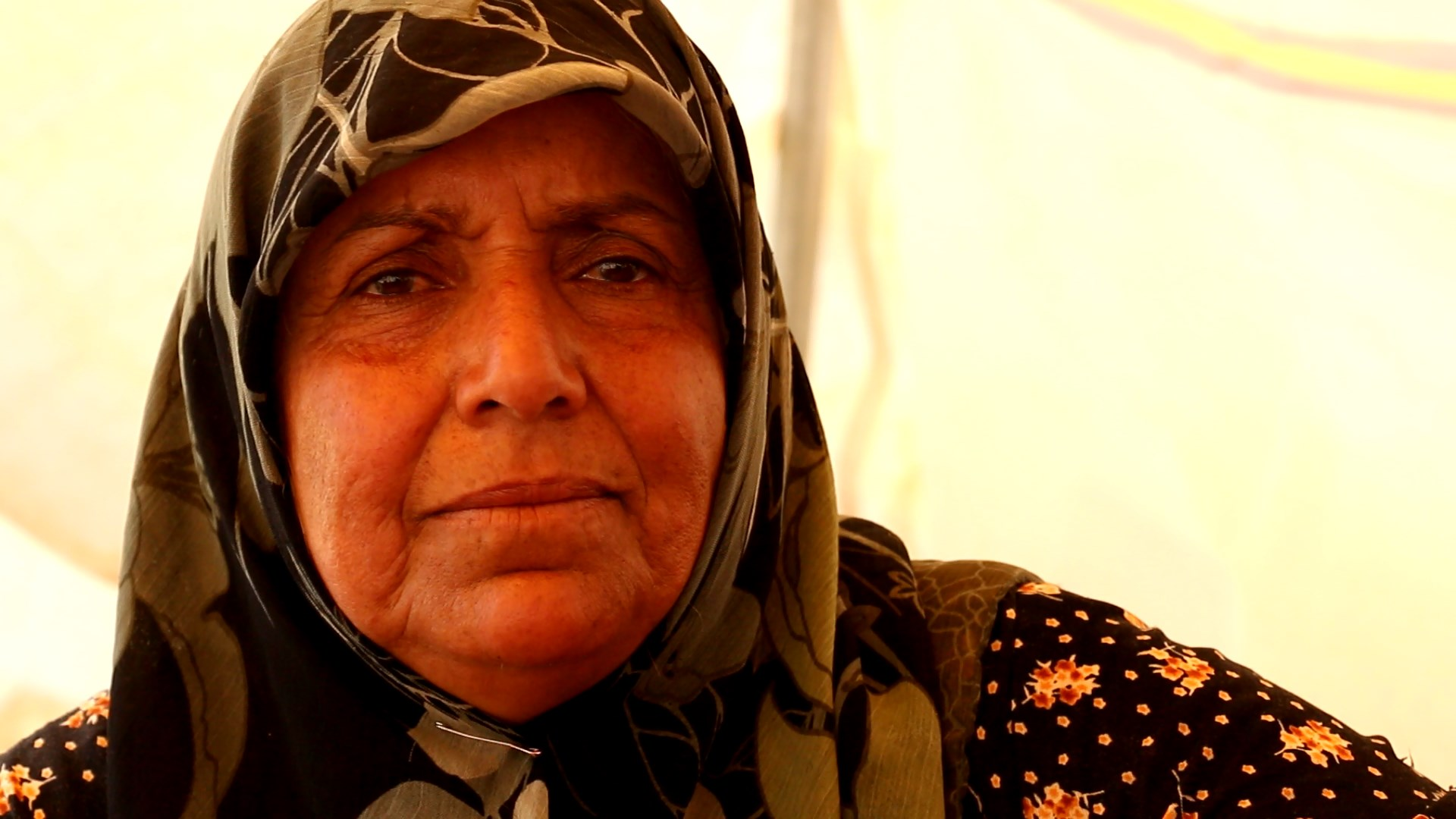 Fatima a grandmother in syria needs your help to get medicines for her family
